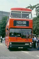 London Transport M55 Hyde Park 1979 Bus Photo