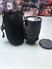Opteka 500mm f/8 HD Telephoto Mirror Lens