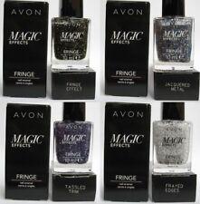 AVON MAGIC EFFECTS FRINGE EFFECT NAIL ENAMEL POLISH
