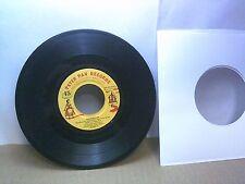 Old Children's 45 RPM Record - Peter Pan 45-4003 - Cinderella / Alice in Wonderl