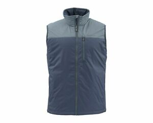 Simms Midstream Insulated Vest Storm Color Size L Large Brand New W Tags