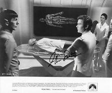 STAR TREK - personally signed WILLIAM SHATNER 10x8. paramount official picture