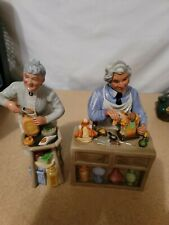 Royal Doulton A Penny's Worth & The China Reparier