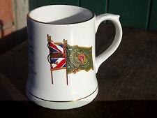 Royal Irish Rangers 1981 Princess Diana & Prince Charles Wade Mug