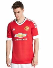 Adidas Manchester United 2015/16 Home Shirt - SMALL