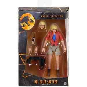 *Pre-Order* Mattel Jurassic World Amber Collection Dr. Ellie Sattler