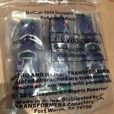 Botcon 2016 Transformers Attendee Exclusive Figure Reflector 3 Pack
