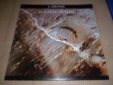 Jeff Greinke  – Places Of Motility (Vinyl) Dossier