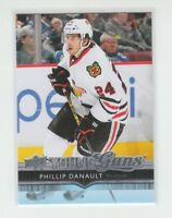 (71399) 2014-15 UPPER DECK PHILLIP DANAULT #462 YOUNG GUNS RC