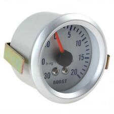 2' Led Turbo Boost Press Pressure Vacuum Gauge Meter in.Hg / Psi Gauges 52mm
