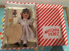 Vintage Avon 1999 Mariquita Perez Doll In Box Limited Edition