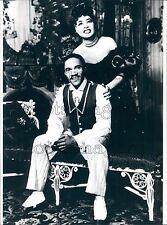 1992 Actors Harold Nicholas Ruby Hill St Louis Woman Broadway Play Press Photo
