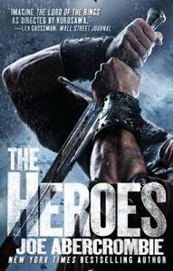 The Heroes by Abercrombie, Joe in Used - Like New