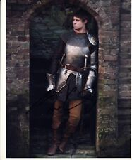 [7220] Max Irons Signed 10x8 Photo AFTAL
