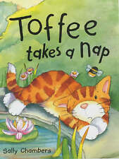 Toffee Takes a Nap by Sally Chambers Silver Tales