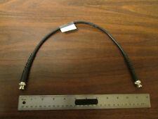 Pomona 2249-E-12 BNC-BNC Cable 18 Inches 75 Ohm