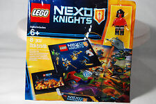 #5004388 LEGO Nexo Knights Intro Pack promo polybag (new, sealed)