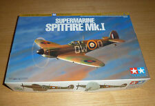 Tamiya Supermarine Spitfire Mk. I 1/72  Damaged Packaging