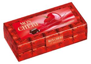 Ferrero MON CHERI Chocolate Cherry Liqueur CHRISTMAS Xmas Quality Sweet Gift