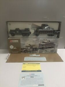 CORGI 55101Diamond T Tank Transporter & M60 AI Medium Tank US ARMY  A/116