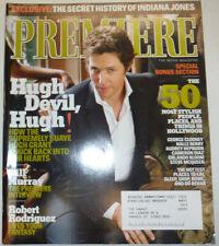 Premiere Magazine Hugh Grant & George Clooney October 2003 031015R