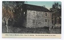 Sibley House, Mendota, MN, c. 1910, Minnesota