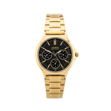 Casio LTP-V300G-1AVDF Gold Plated Watch for Women