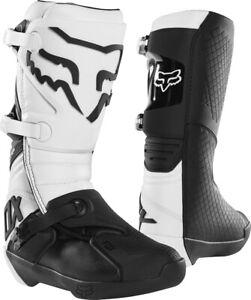 Fox Racing Comp Boot MX Adult Mens Racing Boots ATV Dirtbike