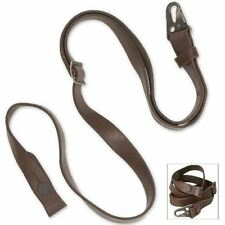 HECKLER & KOCH HK ORIGINAL FACTORY LEATHER RIFLE SLING H&K 91 G3 MP5 93 33