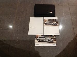 Manuals Handbooks Audi A3 Car Manuals Literature For Sale Ebay