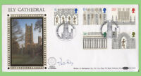 G.B. 1989 Christmas set on signed Benham First Day Cover
