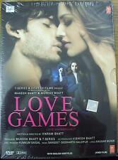 LOVE GAMES (2016) PATRALEKHA, TARA ALISHA BERRY - BOLLYWOOD HINDI DVD