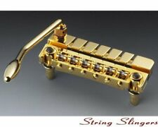 Schaller 13070500 Les Paul Tremolo Assembly, Gold, Gibson Retro-Fit