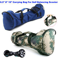 "6.5"" 8"" 10"" Carrying Bag For Self Balancing Smart Hover Board Electric Scooter"
