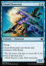 ELEMENTALE DELLE NUBI - CLOUD ELEMENTAL Magic MM2 Mint Modern Master 2015
