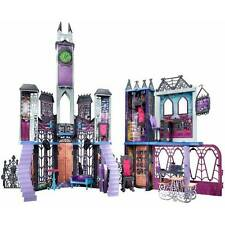 Monster High Deadluxe High School Playset Spooky doll house Deluxe