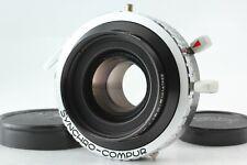 【 Near MINT+++ 】Schneider Symmar S 100mm f/5.6 Lens Synchro Compur from JAPAN
