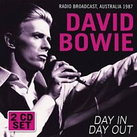 David Bowie - Day In Day Out Radio Broadcast (2cd)