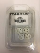 Team Slot E0123 Gotti 75BA Rear Wheel Inserts Unpainted x 4