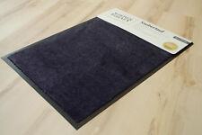 Paillasson Schöner Wohnen Miami 1688 Uni 044 anthracite noir 50x70 cm Paillasson