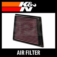 K&N 33-2955 High Flow Replacement Air Filter - K and N Original Performance Part