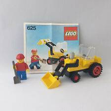Lego Classic Town - 625 Construction Tractor