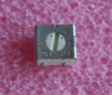10x SMD trimmpotentiometer 200 Ohm, CERMET, TT Electronics
