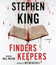 Stephen KING / (Bill Hodges Trilogy)_2 FINDERS KEEPERS  [ Audiobook ]