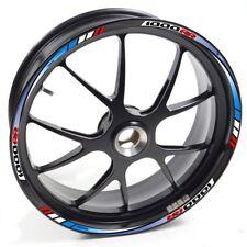 ESES Pegatina llanta Honda CBR 1000 RR 1000RR Azul Rojo adhesivo cintas vinilo