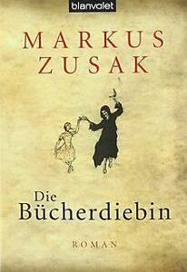 Die Bücherdiebin: Roman von Zusak, Markus   Buch   Zustand gut