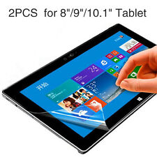 """8"""" Android Tablet PC HD Clean Anti-fingerprint Screen Protector Shield"""