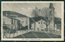 Cuneo Sale Langhe PIEGHINE cartolina QK9228