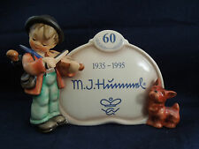 Hummel Display Plaque Puppy Love SE 1995