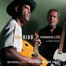 Eric Bibb - Troubadour Live [New CD]